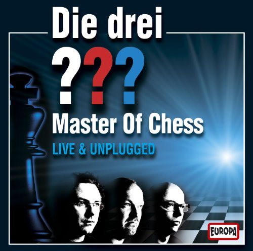 Burkart, Stefanie - Die drei ??? - Master of Chess (Live & Unplugged)