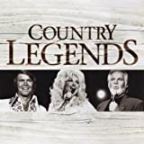 Skivomslag för Country Legends (disc 1)