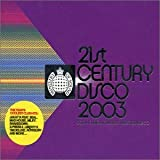 Cubierta del lbum de Ministry of Sound: 21st Century Disco 2003 (disc 2)