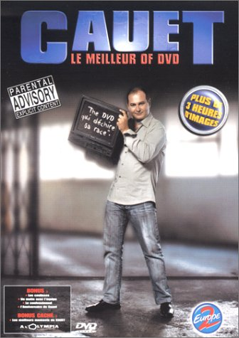 Streaming  Cauet : Le Meilleur Of DVD
