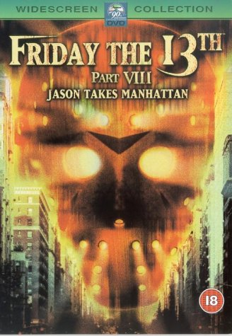 Friday the 13th. Part 8: Jason Takes Manhattan / Пятница, 13-ое. Часть 8: Джейсон захватывает Манхэттен (1989)