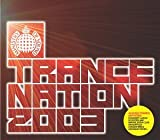Cubierta del álbum de Ministry of Sound: Trance Nation 2003 (disc 1)