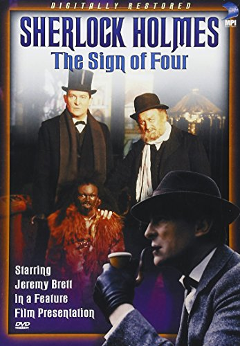 The Sign of Four DVD Cover