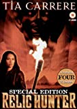 Relic Hunter - Vol. 1 & 2 (Special Edition, 2 DVDs w. 4 Episodes)