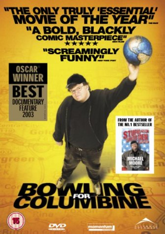 bowling for columbine report Bowling for columbine is a biased, deceptive and misleading documentary created by michael moore, detailing how gun legislation is the main cause for crime in america.