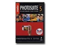 PhotoSuite 5.0 Platinum Edition