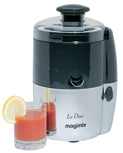 Magimix 14112 'Le Duo' Juice Extractor