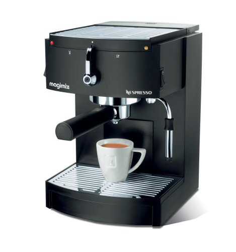 Nespresso Coffee Maker Manual : Magimix M150 Nespresso Manual Compare Reviews Coffee Machines Review Centre
