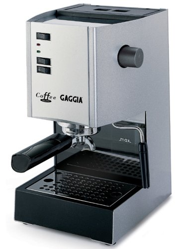 gaggia cappuccino machine