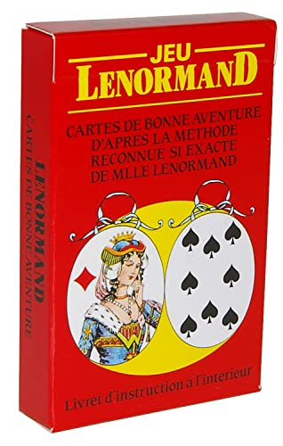 Grimaud - Mlle Lenormand - Cartomancie