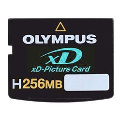 Olympus 256Mb XD Picture Card