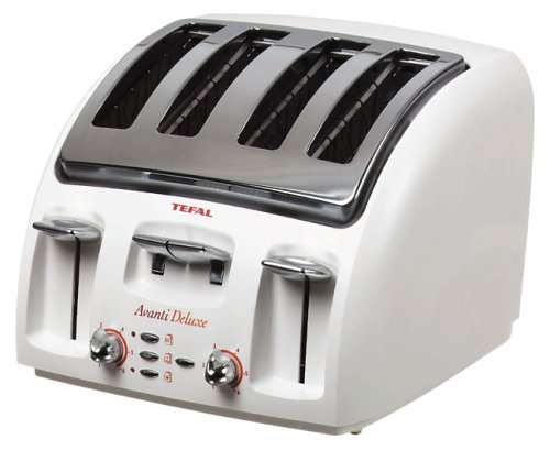 Tefal 5327 15 Avanti 4 Slice Toaster Reviews Toasters