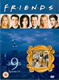 Friends: Series 9 - Episodes 1-4 [DVD]