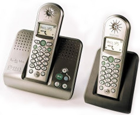 Philips KALA 300 Dect cordless phone with additional handset