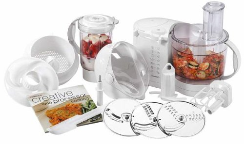 Kenwood FP570 Gourmet Processor 450w White Finish