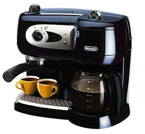 DeLonghi Pump Combi Coffee Maker