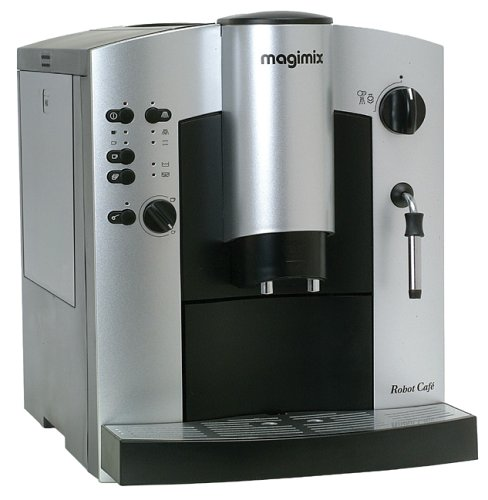 Magimix 11154 robot caf 500 auto compare reviews coffee machines review - Machine a cafe magimix ...