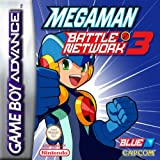 Megaman Battle Network 3 Blue