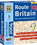 Route 66 Britain 2004 Street Network
