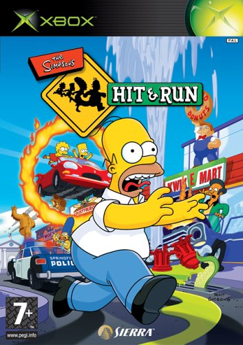 Simpsons Hit & Run