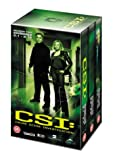 CSI -- Crime Scene Investigation: Series 2, Part 1 [VHS] [2001]