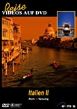 Reiseziele: Italien II - Rom/Venedig (DVD)