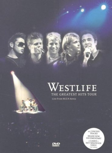 Westlife - Greatest Hits Tour