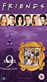 Friends: Series 9 - Episodes 21-24 [VHS] [1995]