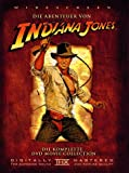Indiana Jones DVD Movie Collection
