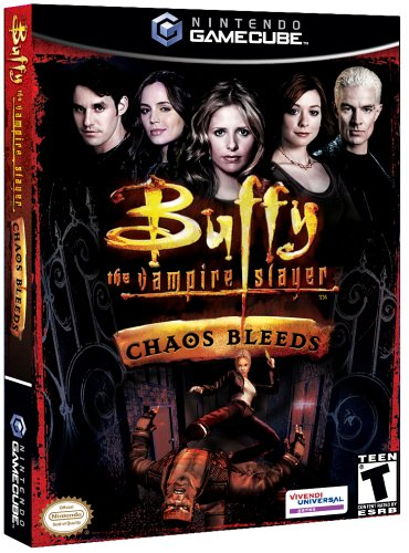 Buffy the Vampire Slayer: Chaos Bleeds (GameCube)