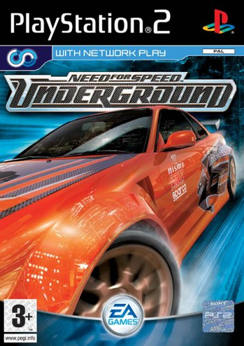 ¿Cual es el mejor Need For Speed para PS2? - Taringa! Ps2 Need For Speed