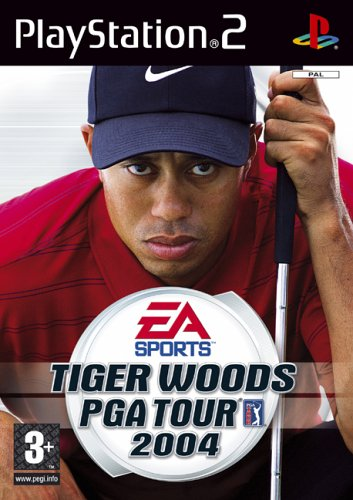Tiger Woods PGA Tour 2004 (PS2)