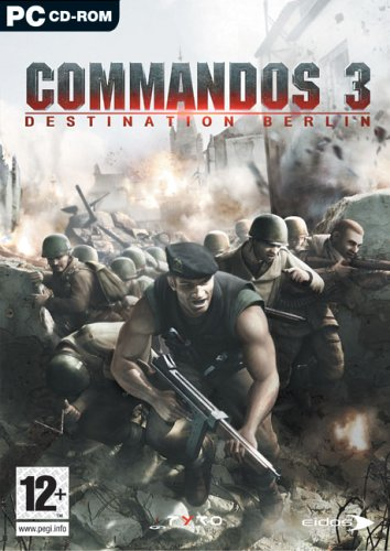 commandos 3:Destination Berlin[2 link][español][pc]