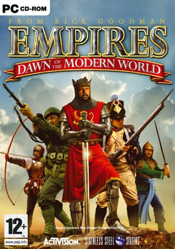 Скачать игру Империи: Рассвет Современного Мира /Empires: Dawn of the Modern World/
