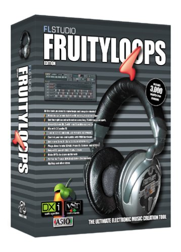 Fruity Loops Studio 6.0.8 (Requested)