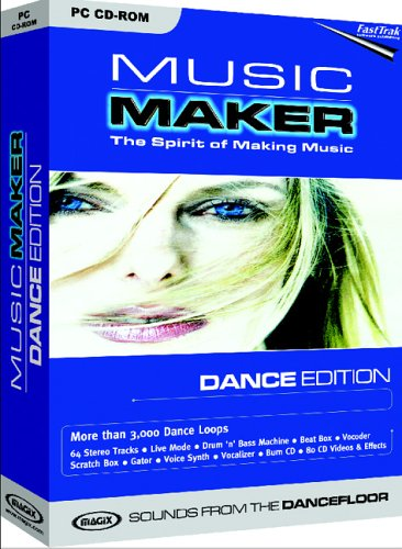 Magix Music Maker Dance Edition