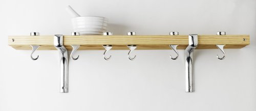 Typhoon Wall Pot Rack