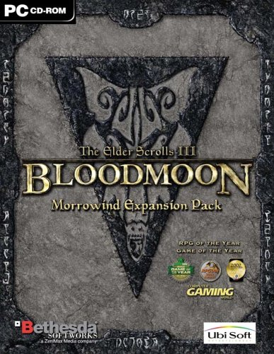 Скачать игру The Elder Scrolls III: Bloodmoon //