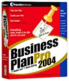 Business Plan Pro 2004