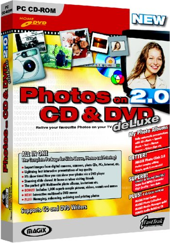 Magix Photos on CD & DVD Deluxe 2.0