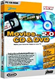 Magix Movies 2.0 on CD & DVD