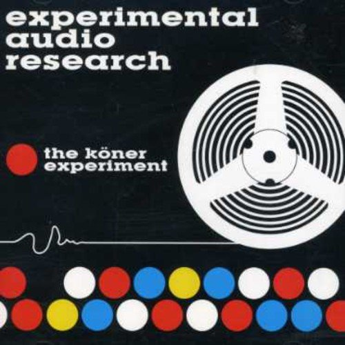 Cover von The Koner Experiment