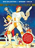 Captain Future - DVD Collection 1 (4 DVDs)