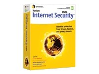 Norton Internet Security 2004 (AntiVirus, Firewall, AntiSpam, Privacy, Parental Control)