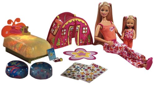 Bedtime Magic Barbie and Shelly