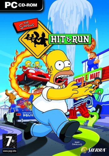 [PC-Game]The Simpsons: Hit & Run [MU][ESP][MU][ISO]