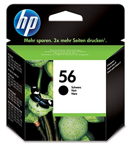 HP No.56 Black Ink Cartridge