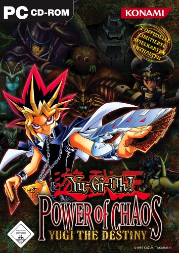 [MF] Yu-Gi-Oh Power Of Chaos All 3 Games