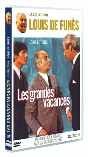 Les Grandes Vacances / The Big Vacation / Le Grandi vacanze / Большие каникулы (1967)