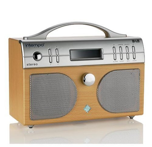 intempo pg 01 dab digital radio reviews radios dab. Black Bedroom Furniture Sets. Home Design Ideas